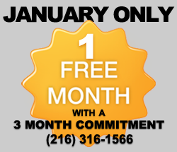 Free Month of Fitness